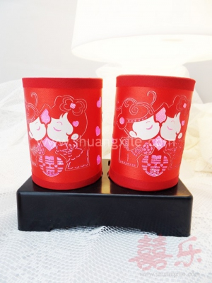 Battery Lamp - Cutie Couple