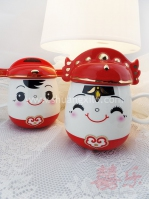 Mug Set - Smiling Couple