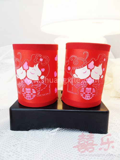 Cutie Xi Battery Wedding Lamp