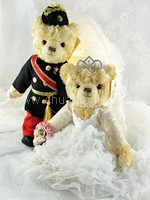 The Royal Wedding Bear C