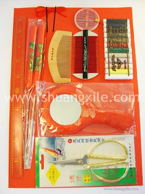 Hair Dressing Set - Female~New!
