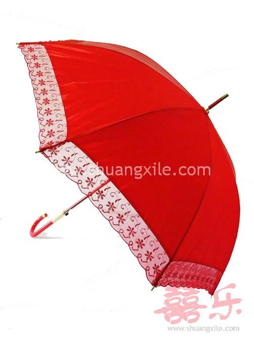 Red Umbrella Fl Laced New
