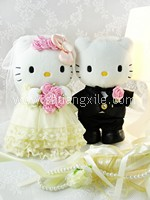 Hello Kitty & Dear Daniel Wedding