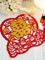 Wedding Decor - Xi (Heart Velvet Large)
