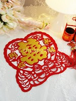 Wedding Decor - Xi (Heart Velvet Small)