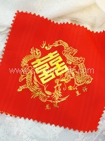 Dragon Phoenix Xi Handkerchief