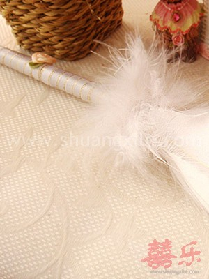 Feather Guestbook Pen