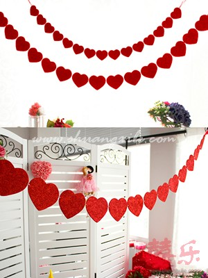 Heart Garland EVA (Joined) ~New!