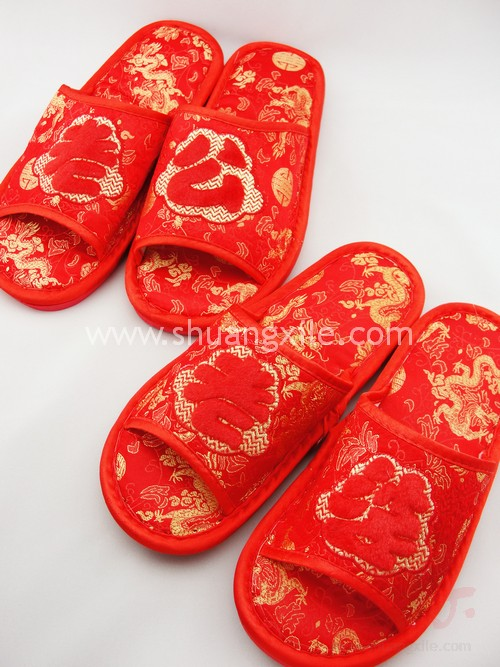 Lao gong Lao po Slippers
