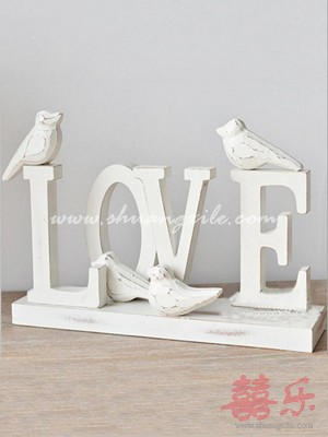 Our Love Decoration Stand (Rental fees: $30)