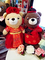 Metoo Chinese Wedding Bear