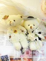Mini Lacey Wedding Bear~New!