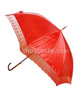 Red Umbrella - Plain