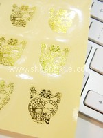 Gold Sticker (4 Designs Available)