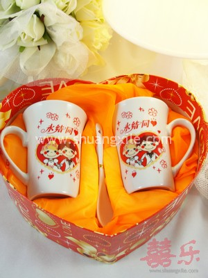 Wedding Couple Mug 01