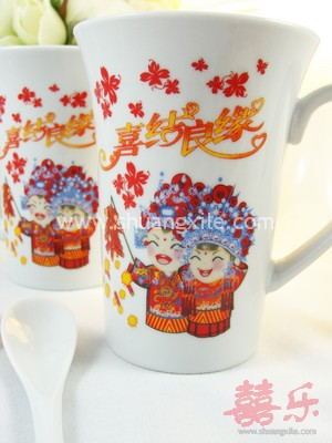Wedding Couple Mug02