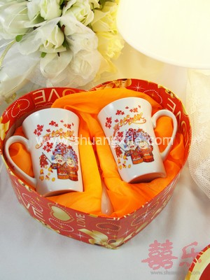 Wedding Couple Mug 03