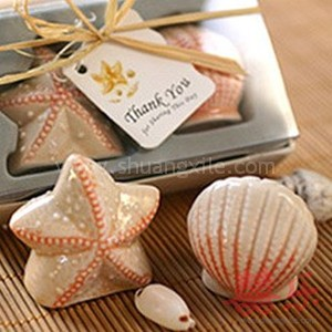 Seashell Salt Pepper Shaker