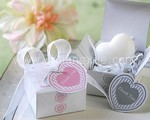 Mini Heart Shaped Soaps in a Gift Box