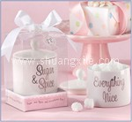 Sugar & Spice Jar Favor